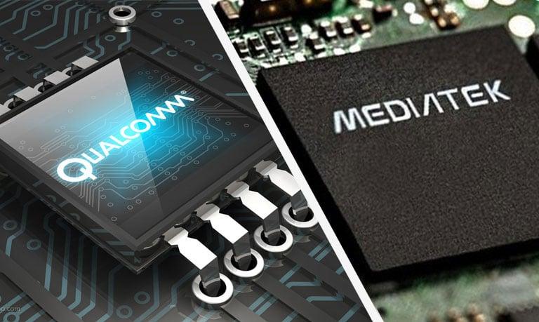 Qualcomm vs Mediatek : Kedua Chipset Smartphone Terkenal